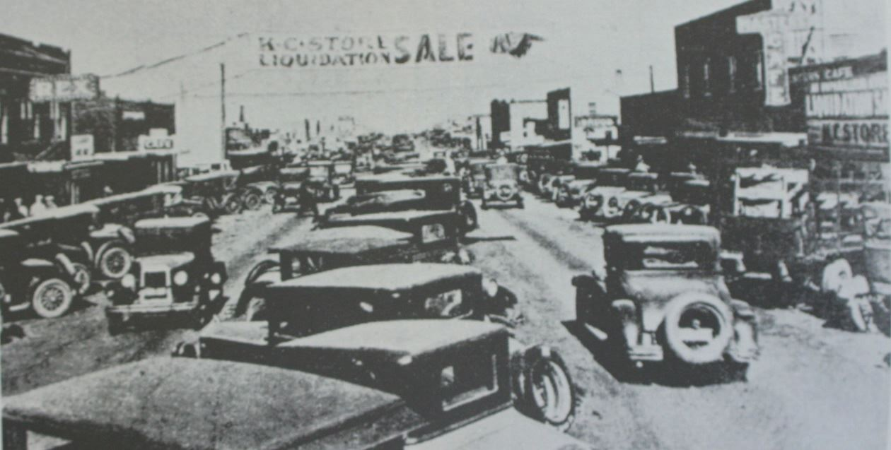 Old Picture of Main Street