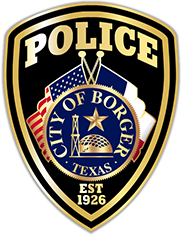 City of Borger Texas Police
